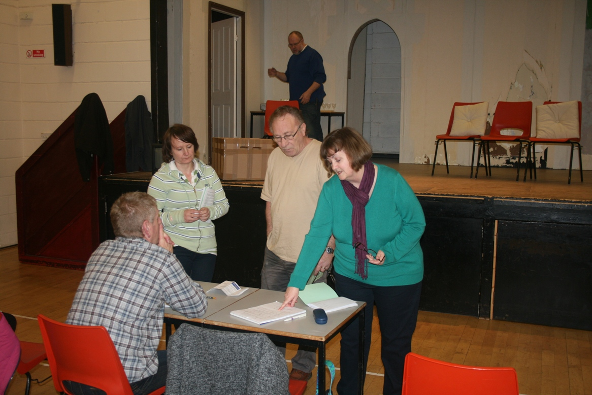 Spring 2014 Production – Happy Acres