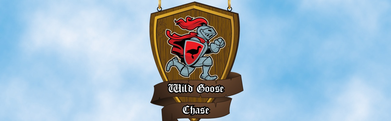 Spring Production – Wild Goose Chase