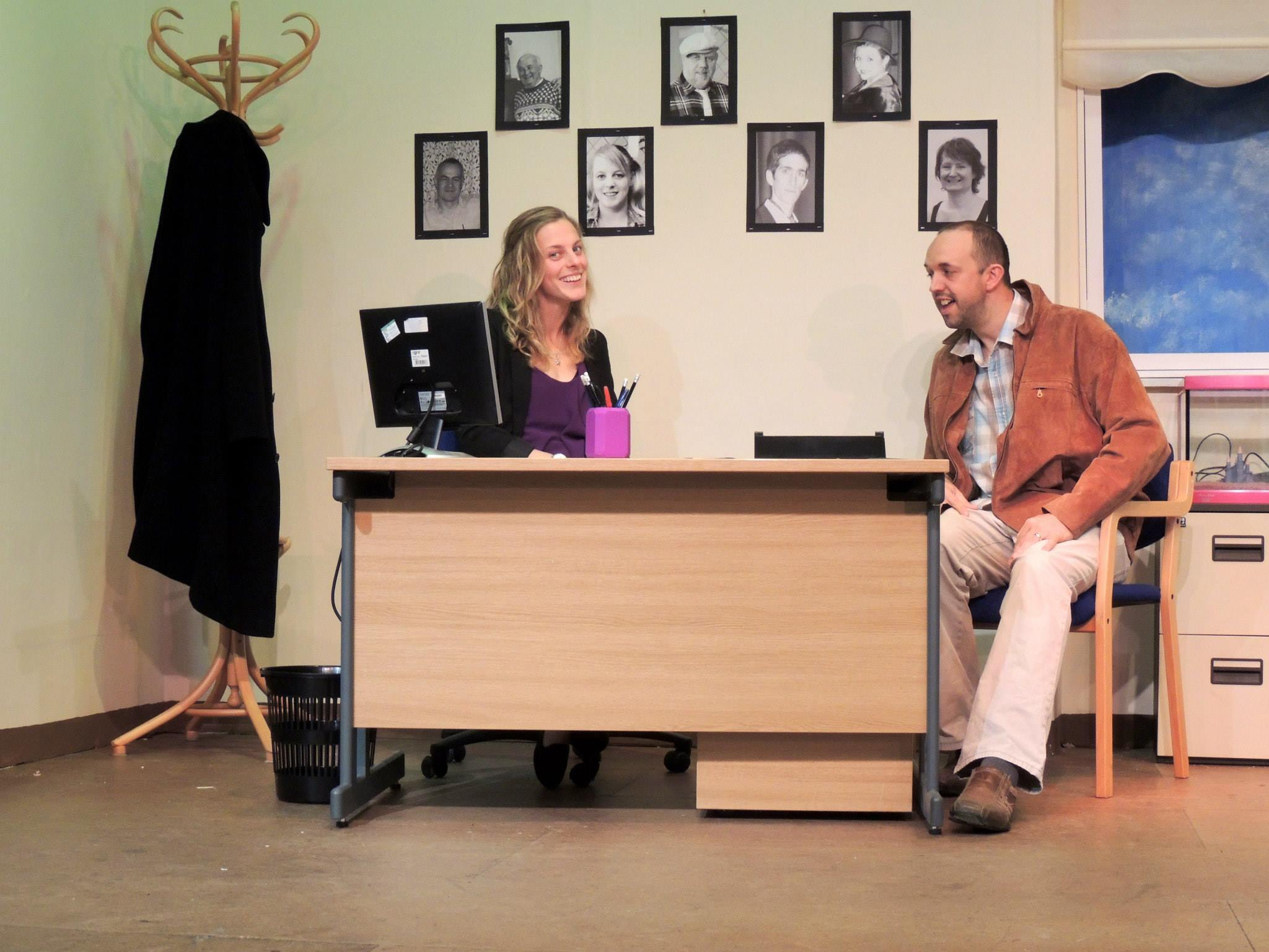 Stage Struck – Opening Night Tomorrow