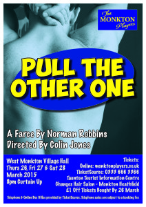 Pull The Other One - A4 Poster Web