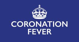 Coronation Fever Banner