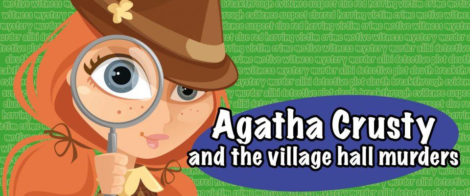 Agatha Crusty Web Banner