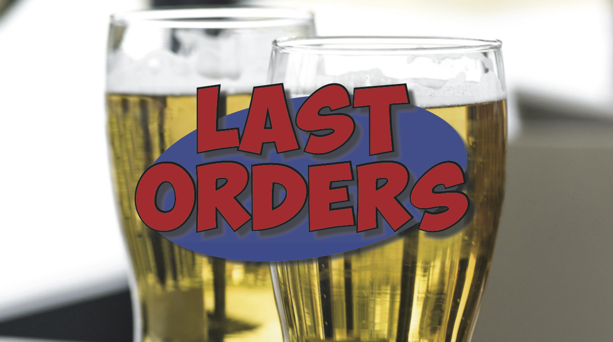 Autumn Production – Last Orders