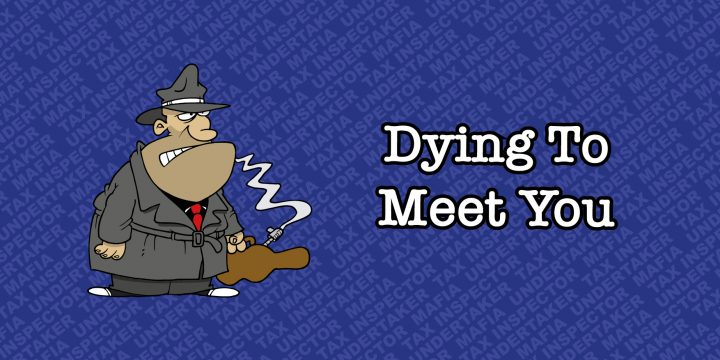 Dying To Meet You –  Download Poster